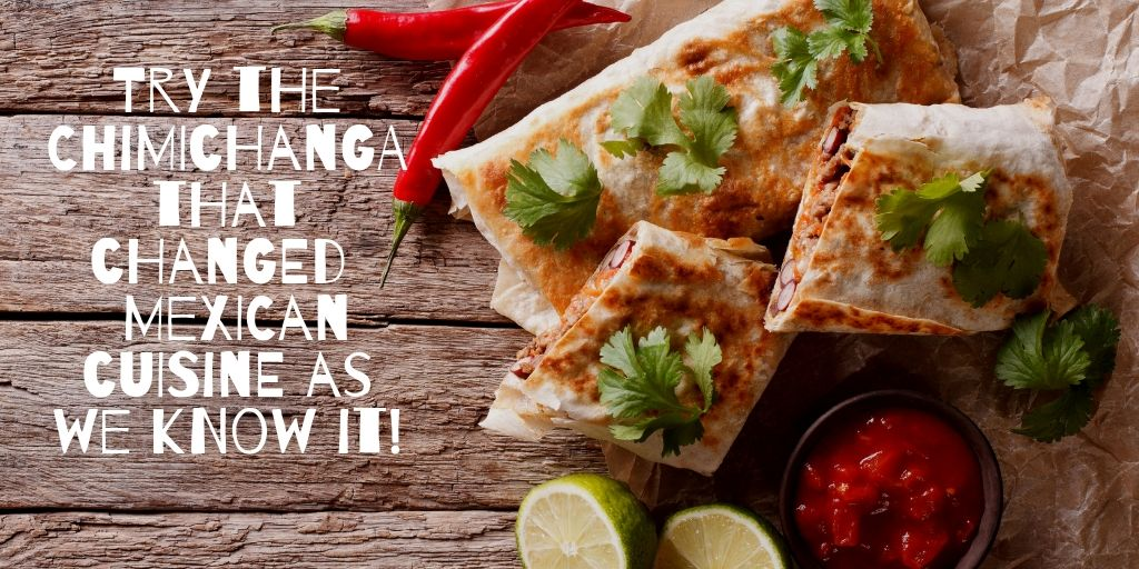 Try the Chimichanga that changed Mexican cuisine as we know it! Besides being a Tucson mainstay since 1922, El Charro Café is also 'The Nation's Oldest Mexican Restaurant.'